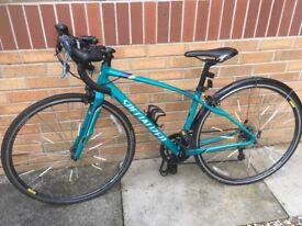 Specialised dolce road bike women's