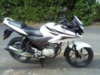 Honda CBF125 - Good Condition & Very Low Mileage - £1295
