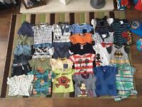 Boys Summer Clothes Bundle - 9-12 months
