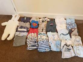 Baby 0-3 bundle
