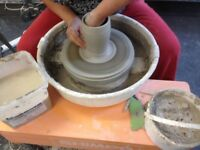 Pottery Classes and Workshops
