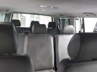 Vw transporter rear seats