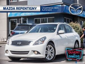 2013 Infiniti G37X LUXURY ** CONDITION IMPECCABLE **