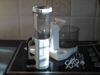 kenwood cheffette food mixer and blender