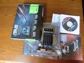 Asus GT 730 Silent Graphics Card Windows 10 compatable