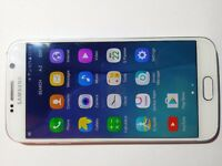 Samsung s6 32GB white mint condition