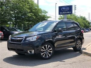 2017 Subaru Forester XT Limited