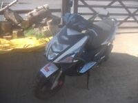 125 RX 125 MOPED WITH FULL M O T