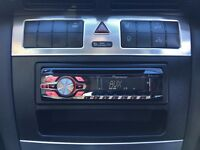 Pioneer 4400BT Stereo Headunit Bluetooth, USB and AUX