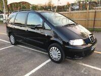 SEAT Alhambra 2.0 TDi PD Reference 5d (7 Seat) 2007/07