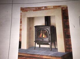 Jotul GF 3 CF 2 Living flame gas stove