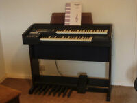 Electronic organ. Technics SX-EA1. In full working order.