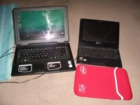 Laptop and Notebook - Spares or Repair