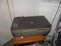 HP scanner/printer/