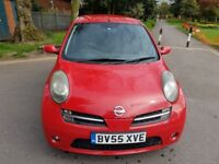 2005 Nissan Micra Sport+ dCi, 1.5 diesel, Owned by father and son for the last 9 years, 12 mths MOT