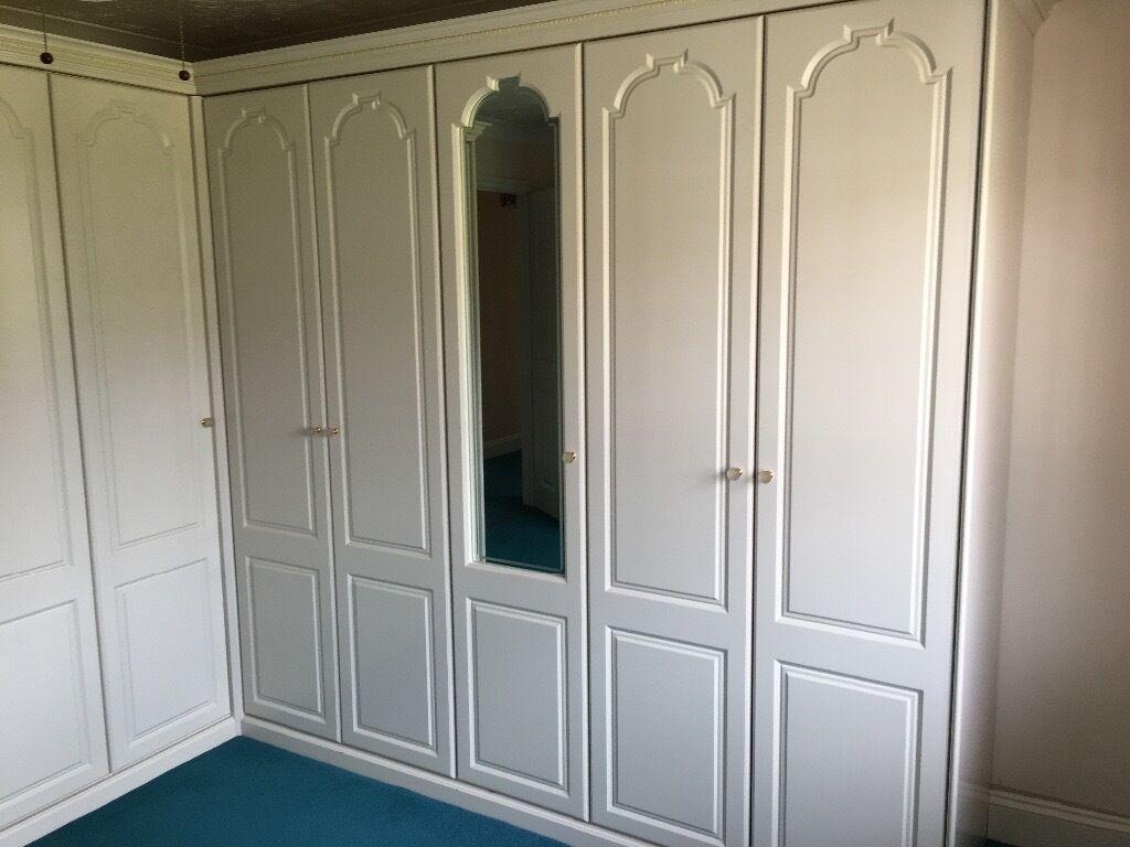 white schreiber fitted wardrobes - Schreiber Fitted Bedroom Furniture Uk