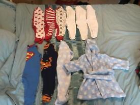Huge bundle of boys 3-6 Months clothes