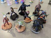 Disney Infinity 3.0 figures - Star Wars - £15 bundle!