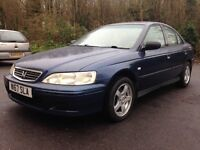 2000 HONDA ACCORD 1.8 12MONTHS MOT SERVICE HISTORY GREAT DRIVE VERY RELIABLE GOOD COND £495