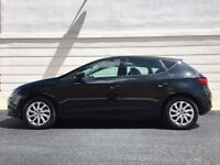 SEAT LEON Diesel Hatchback 1.6 TDI SE 5dr Black, Cruise Control, Bluetooth, 12 month MOT