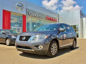 2014 Nissan Pathfinder Pathfinder SL, Accident free, 1 tax!