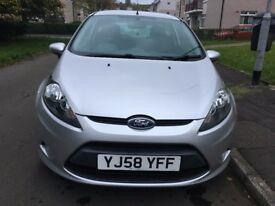 2009 (58) Ford Fiesta 1.25 Style 3dr