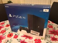 **BRAND NEW** SONY PLAYSTATION 4 PRO! - 12 MONTH WARRANTY! - RRP £369.99 BARGAIN