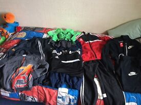 Nike/Adidas boys bundle age 7-8