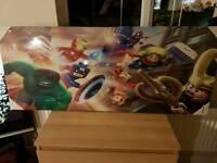 LEGO Marvel Superheroes Canvas