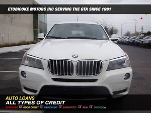 2014 BMW X3 2.8 X-DRIVE / PANAROMIC ROOF..