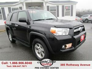 2011 Toyota 4Runner SR5 V6 with Leather $291.65 BIWEEKLY!!!