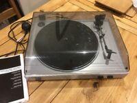 USB Turntable/Vinyl Archiver
