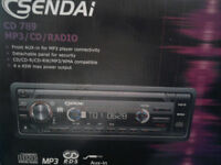 sendai car radio dvd player reduced to half the price