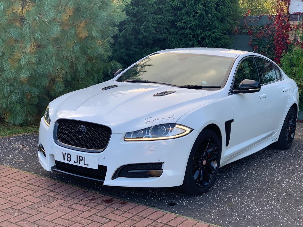 Jaguar Xf Limited Edition