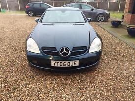 2005 Mercedes SLK 350 Auto