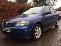 VAUXHALL ASTRA 1.4 2005 **MOT EXPIRES FEB 2018**