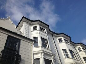 Tunbridge Wells Pantiles Flat. Lovely top-floor 2 bed flat on two levels in Period building