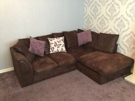Corner Suite and 2 seater Sofas