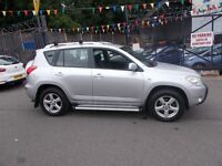 Toyota RAV4 2.0 XT3 5dr LADY OWNED PERFECT EXAMPLE 06/06 FLAGSHIP OF TOYOTA