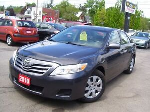 2010 Toyota Camry LE,Auto,A/C,Low Km's
