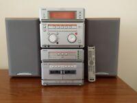 Sony 5 CD Mini Hi Fi System