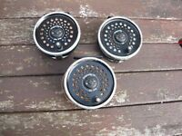 FLY FISHING REELS AND LINE