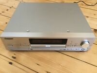 PIONEER DVD RECORDER DVR-7000 WITH REMOTE CONTROL