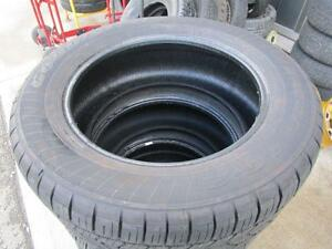 275/55R220 GOODYEAR SET OF 4 USED TIRES