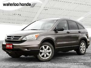 2010 Honda CR-V LX Low Km...AWD, Power Equipment and More!