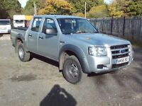 Ford RANGER Crew cab 2006