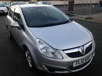 2010 Vauxhall Corsa 1.2 1 owner from new
