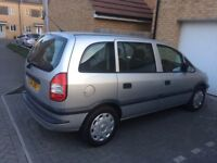 Nice Vauxhall Zafira