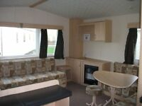 ABI VISTA STATIC CARAVAN FOR SALE ON KINGFISHER INGOLDMELSS - SITE FEES INC - PART OF COASTFIELDS
