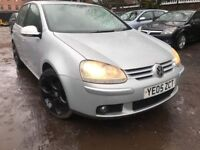 05 plate - mk5 - vw golf - 1.9 tdi - cambelt done , flywheel and clutch replaced - Sat Navigation